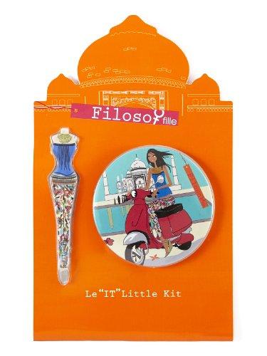 Filosofille Set Accessoires Beauté 2 Pièces Épilation Little Kit Sofie à Bollywood