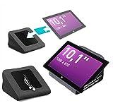 reboon Tablet Kissen für das Terra PAD 1061 Pro Tablet - ideale iPad Halterung, Tablet Halter, eBook-Reader Halter für Bett & Couch