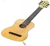 HorBous Bebé principiantes de los cabritos Guitarra pequeña acústica de madera de 17 pulgadas de la secuencia 6 Regalo de la guitarra educativa de los niños para 2-6 edades