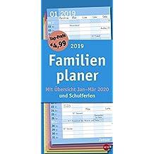 Familienplaner Basic - Kalender 2019