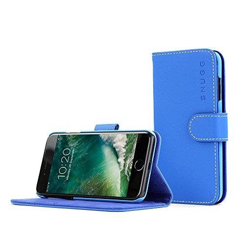 Cover iPhone 7 Plus, Snugg Apple iPhone 7 Plus Flip