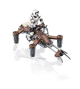 Star Wars 74-Z Speeder Bike Battle Quadcopter