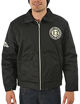 Chaqueta Lucky 13 Black Sin - Fully Lined Negro