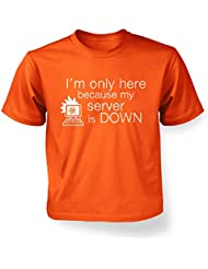 Gaming Tshirts By Big Mouth - Camiseta de manga corta - camisa - para niño