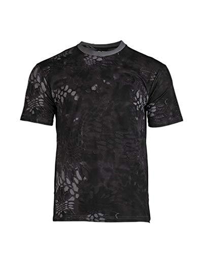 Mil-Tec T-Shirt Kids mandra® Night Gr.M
