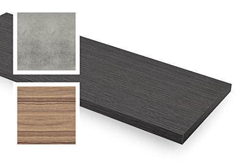 empasa Fensterinnenbank Fensterbank Design-Fensterbank INNEN inkl. Kantenschutz MDF Rovere, Ausladung (Width Range) 150-400 mm, Länge (Length Range) 250-2000 mm