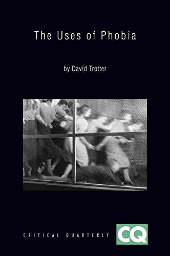 [The Uses of Phobia: Essays on Literature and Film] (By: David Trotter) [published: June, 2010]