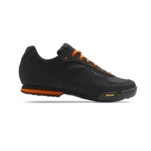 Noir black VR Chaussures VTT glowing Rumble 2018 red Chaussures Olive Giro Shimano wzFt1q51