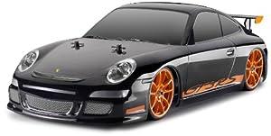 Carson 500800027-1: 10carrocería Porsche GT3Incluye Decoración