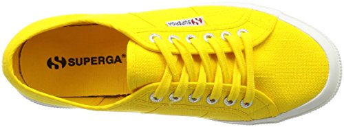 Superga Herren 2750 Cotu Classic Sneaker Gelb (Sunflower 176)