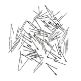 Baoblaze 100pcs Extensions de Tige de Montre-Bracelet Kit Reparation de Montre