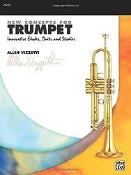 New Concepts for Trumpet --- Trompette solo - Vizzutti, Alan --- Alfred Publishing
