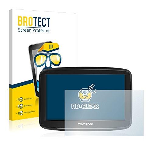 BROTECT Schutzfolie kompatibel mit Tomtom Start 52 [2er Pack] klare Bildschirmschutz-Folie