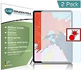 Slabo 2 x Pellicola Protettiva di Schermo Alta Protezione per iPad PRO 11 (2018)Shockproof Antirottura - Made in Germany