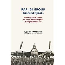 RAF 100 Group - Kindred Spirits