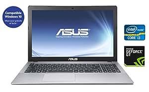 "ASUS X550CC - INTEL CORE i3 3217U 1.80GHz - 4Go - 1000Go - 15.6"" HD LED - NVIDIA GEFORCE GT 720M 2Gb - DVD/rw - USB 3.0 - HDMI - WEBCAM - WINDOWS 8 64 Bits"