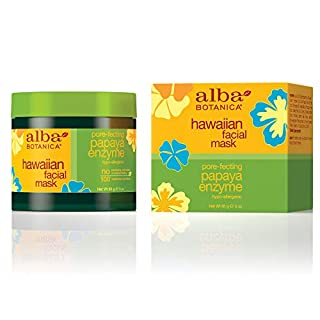 Alba Botanica, Facial Mask, Papaya Enzyme 3 oz