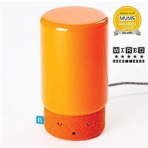 BleepBleeps Suzy Snooze Baby Monitor Audio WiFi Night Light Sleep Soother Sound Machine   10