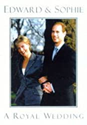 Edward and Sophie: A Royal Wedding by Judy Parkinson (1999-07-02)