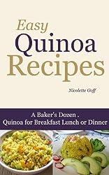 Easy Quinoa Recipes (English Edition)