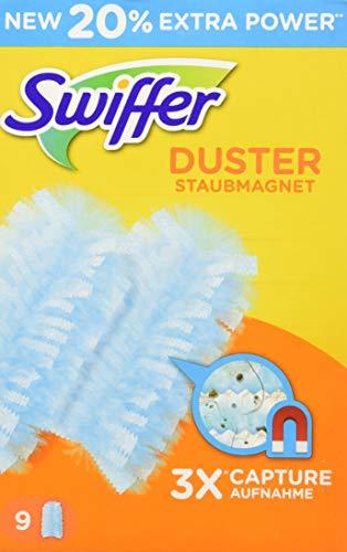 Swiffer Staubmagnet Tücher (2 x 9 Stück)