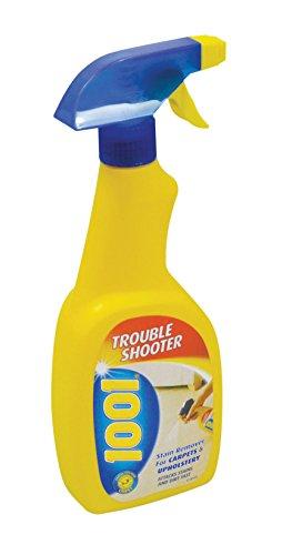 1001Ultra Citrus Trouble Shooter Teppich und Polster Fleckenentferner 500ml