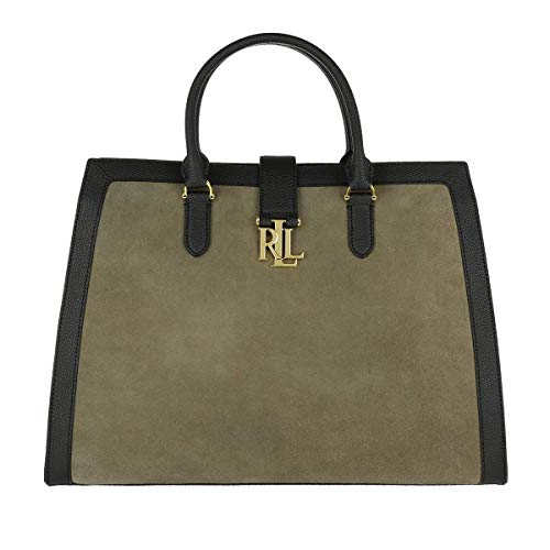 Ralph Lauren - Lauren bolso shopping - olive/black