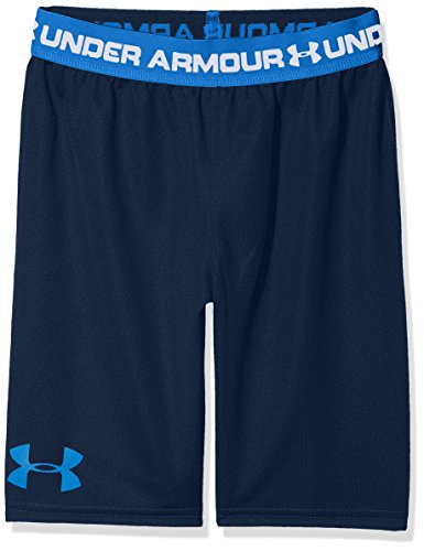 Under Armour Jungen Tech Prototype Shorts 2.0 Hose, Academy, XL