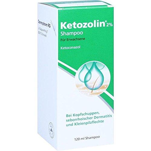 Ketozolin 2{d54d8db77d8945550d6fe0ae53518f594eaf97c47c071a471d002031370b8d46} Shampoo 120 ml