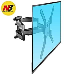 "NB P5 - Support Mural Universel orientable Robuste pour TV LCD LED 81-140 cm (32"" - 55"") jusqu'à 36,4 kg, ISO TUV GS"