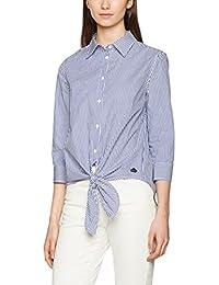 Fornarina Damen Hemd Irene-Indigo Shirt