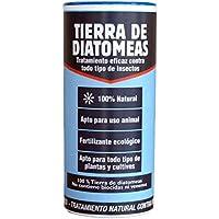 TIERRA DE DIATOMEAS 300g Fertilizante ecológico TRATAMIENTO EFICAZ CONTRA TODO TIPO DE INSECTOS