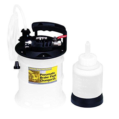 elektrisches bremsenentlueftungsgeraet Bremsenentlüftungsgerät 2 l Druckluft Bremsenentlüfter für Kfz, Pkw Auto Bremsen Entlüfter