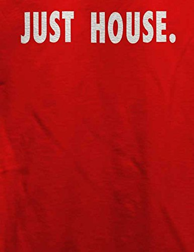 Just House T-Shirt Rot