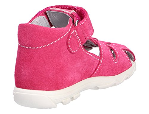 Richter Kinderschuhe  2102-142-3500, Sandales pour fille Rose