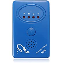 Bluelover Bebé orina enuresis Detector Enuresis alerta alarma enuresis Sensor con abrazadera