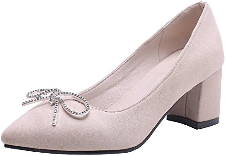 Coolcept Mujer Puntiagudo Pump Zapatos  Zapatos de moda en línea Obtenga el mejor descuento de venta caliente-Descuento más grande