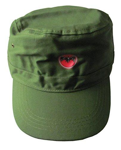 Bacardi - Basecap im Armylook