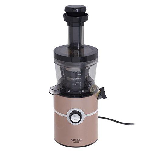 Adler AD 4119kaltpres emisor Licuadora Vertical Exprimidor (Slow Juicer) Licuadora con rotación lenta velocidad
