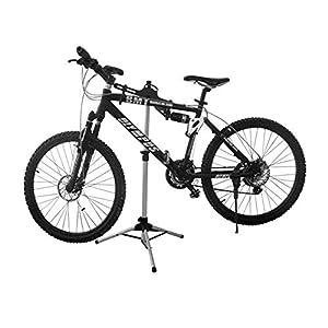 Gancho para bicicletas, Soporte para bicicletas, Soporte para reparaciones, Bicicleta Estante para colgar en la bicicleta Soportes para montaje en pared Gancho para perchas, aleación de aluminio