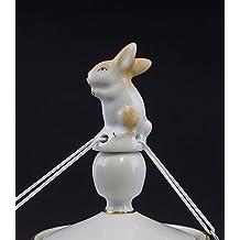 Porcelana gotas de liebre