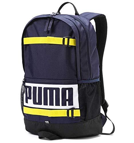Puma Deck Backpack Rucksack, Peacoat, OSFA