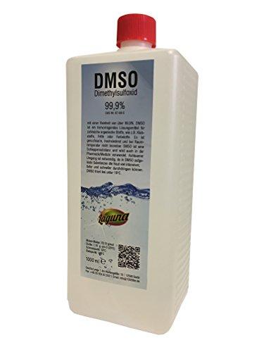 DMSO Dimethylsulfoxid Dimethylsulfoxyde 99,9% 1000ml