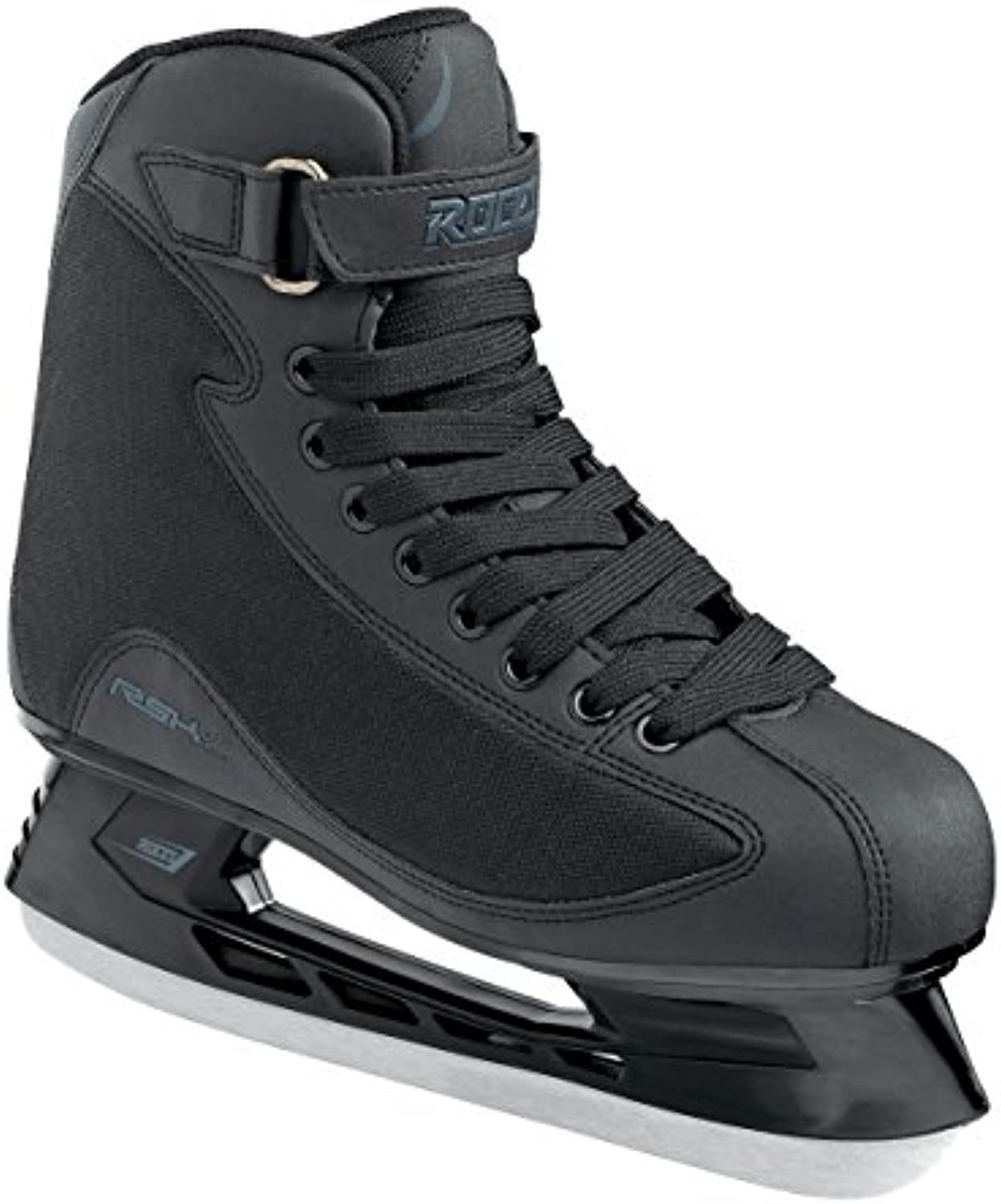 Roces Rsk 2 Ice Skate, Hombre, Negro, 47