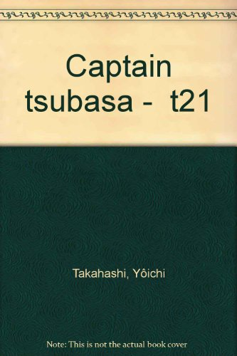 Captain Tsubasa, tome 21