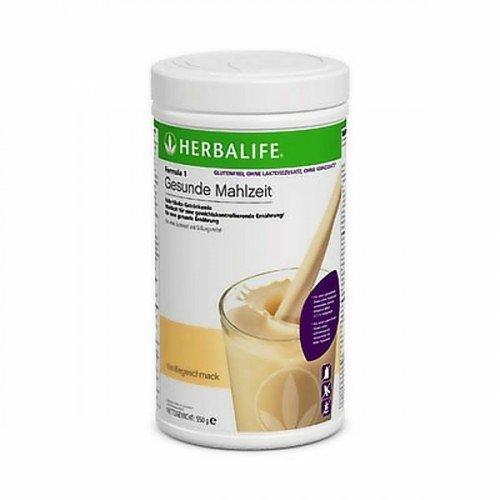 Gesunde Mahlzeit Vanille - lactosefrei, glutenfrei, ohne Sojazusatz - 550 g ()