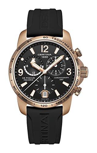 Herren CERTINA DS PODIUM GMT precidrive Chronograph c0016399705704
