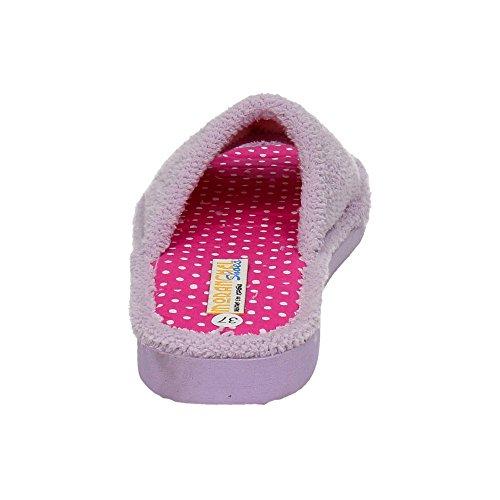 MORANCHEL, Pantofole donna Viola