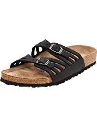 e7fb4c0ed99 Amazon.co.uk  Birkenstock - Slippers   Women s Shoes  Shoes   Bags