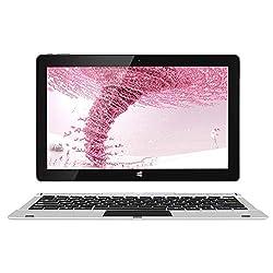Jumper EZpad 6 Pro 2in1-Laptop-Touchscreen 11,6 inch Full-HD, Schmale Einfassung Intel Atom E3950 / 1,1-GHz-Quad-Core-Prozessor, 6 GB RAM, 64 GB Speicher, Unterstützt 256 GB tf-Karte,Windows 10